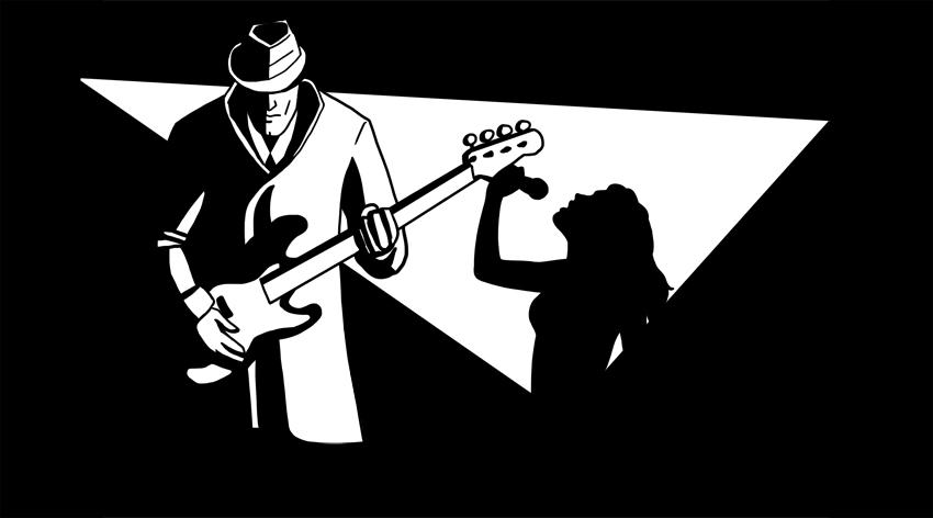 KindaMuzik playlist Noir Groove